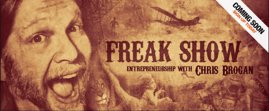 Freakshow with Chris Brogan