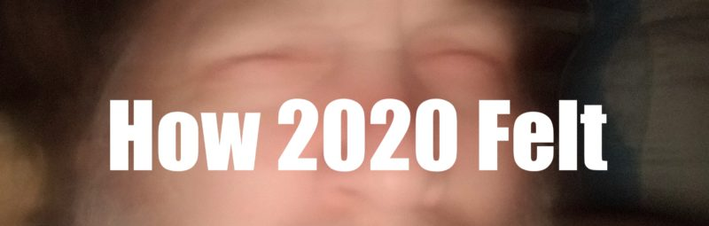 My 3 Words for 2021